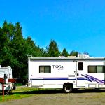 RV Park with 51 Full Hook-up Sites including Cable TV and Wi-Fi