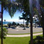 This is what they call 'panoramic Pacific Ocean view' from the Ocean King