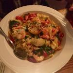 Shrimp & lobster scampi