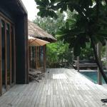 Photo de The Haad Tien Beach Resort