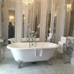 The bath in our room!