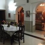 Dining Room for our Guests