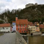 Gorgeous colorful and peaceful town- Kallmuenz Germany
