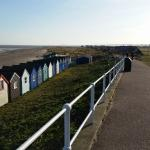 Beach-huts at Southwold