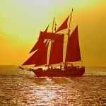Sunset Champagne Cruise; an exquisite experience
