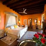 El ROYAL Suite .. gorgeous room and private terrace