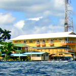 Bocas Paradise on the water