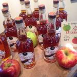 New Finger Lakes Apple Brandy