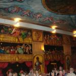 Renaissance Royalty mural in Amargosa Opera House