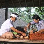 Wood Carving - Daily ACtivities