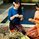Making Offering - Daily Activities