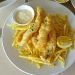 Traditional Fish and Chips 1st Presentation and Taste