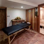 Dry Sauna and Massage Room