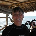 One of many Off The Wall scuba diving trips