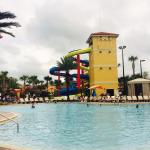 The water park so much fun