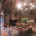 Buffalo Camp Dining Room