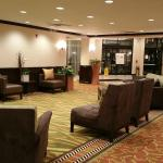 Lobby Area at DoubleTree by Hilton Hotel Princeton