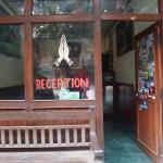 Reception Area of Thorong Peak Guest Hse