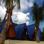 Foto de New Hut Bungalows