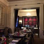 Excellent dining and cuisine