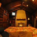 Cozy warm cabins