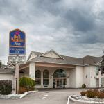 Foto de BEST WESTERN PLUS Couchiching Inn
