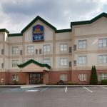 Photo de BEST WESTERN Airport Suites