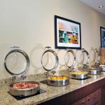Complimentary Chef's Hot Breakfast