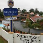 BEST WESTERN Sunseeker Motor Inn
