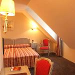 Hotel Henry II Beaune Centre Foto