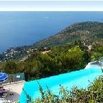 Photo de Hotel Les Terrasses d'Eze