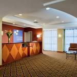 Foto de Holiday Inn Express Sacramento Convention Center
