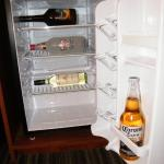 HAMPTON INN LARGE COLD BAR FRIDGE