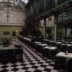 Winter gardens breakfast room