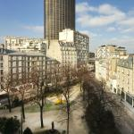 View on Tour Montparnasse