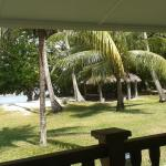 view from terrace bungalow #9