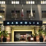 Magnolia Hotel Houston Foto