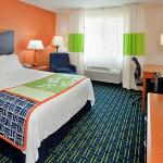 Fairfield Inn Humble Foto