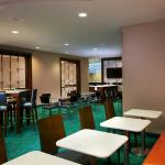 Foto de SpringHill Suites Newark Liberty International Airport