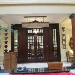 Entrance to Grand Ballroom