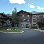 Foto de Holiday Inn Express Park City