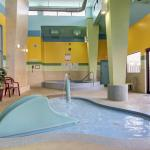 Comfort Inn and Suites Ambassador Bridge Foto