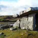Approx half hour drive to Poulnabrone Portal Tomb