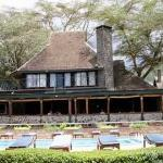 Lake Nakuru Lodge Foto