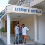 Photo of Antonis G Hotel Apartment