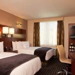 Photo de Doubletree Hotel New York City-Financial District