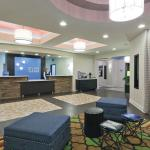 Foto de Holiday Inn Express & Suites Fulton