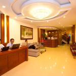 Hanoi Holiday Diamond Hotel Foto