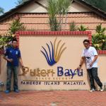 Photo de Puteri Bayu Beach Resort