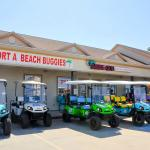 Port A Beach Buggies